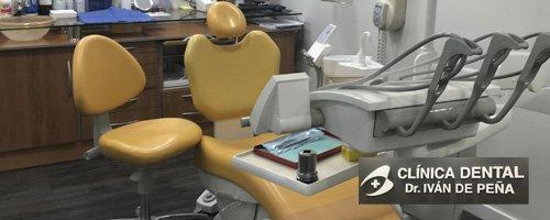 Clínica Dental Dr, Iván de Peña